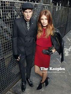 Leigh Lezark couple