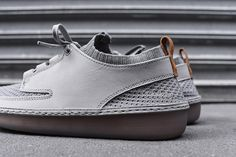 Clarks Launches the Nature LV
