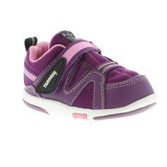 "Tsukihoshi's ""Maru"" toddler sneaker in purple/pink. Toddler Sneakers, Toddler Shoes, Baby Shoes, Cool Kids, Purple, Pink, Cool Style, Unisex, Sandals"