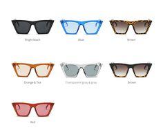 RICHPER Vintage Cat Eye Sunglasses Women Brand Designer Retro Sexy Classic  Sun Glasses Men Female Eyewear oculos de sol UV400-in Sunglasses from  Women s ... 87330b3b2b