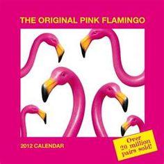 ... Original Pink Flamingo - Don Featherstone's Pink Plastic Lawn Flamingo