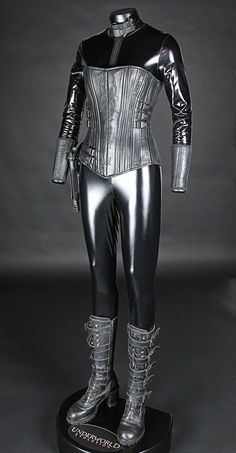 Selene Death Dealer movie costume Underworld: Evolution