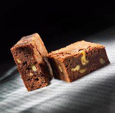 Caramelia Chocolate-Chip Brownies