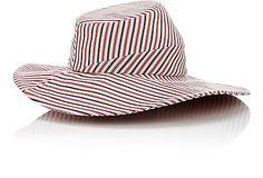 Jennifer Ouellette Americana Beach Hat - Hats - 504573042
