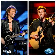 East Coast/Central- American Idol starts now! Tune in to find out who stays and who goes, and for performances from Bon Jovi and Phillip Phillips!