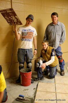 The Duggar Family #Joseph #Josiah #JimBob