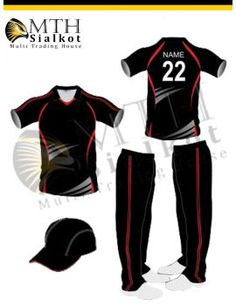 Buy shopping online custom made cricket uniforms sublimation designs with  your team names e5db42e99