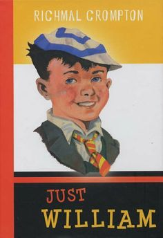 Just William by Richmal Crompton, http://www.amazon.co.uk/dp/1405054573/ref=cm_sw_r_pi_dp_STKLtb0XQKVH0