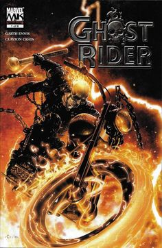 Ghost Rider The Road to Damnation HC Marvel) Premiere Edition comic books Ghost Rider 2007, Ghost Rider Marvel, Comic Book Characters, Comic Character, Comic Books Art, Book Art, Marvel Characters, Character Design, Image Comics