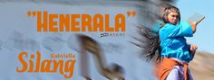 """Gabriella """"Henerala"""" Silang by Iranotion*, via Flickr My Roots, Performing Arts, Movie Posters, Movies, Photos, Film Poster, Films, Pictures, Photographs"""
