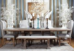 Z Gallerie - Archer Dining Table