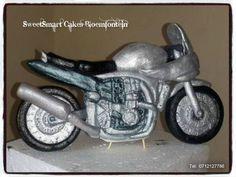 Sugar Bike 1 For more info & orders, email SweetArtBfn@gmail.com or call 0712127786