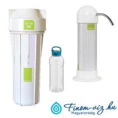 W25 Max víztisztító (25 000 l. finom egészséges ivóvíz) Black Friday 2019, Water Bottle, Drinks, Drinking, Beverages, Water Bottles, Drink, Beverage