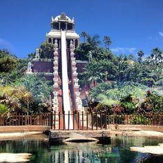 Siam Park in Costa Adeje, Canarias