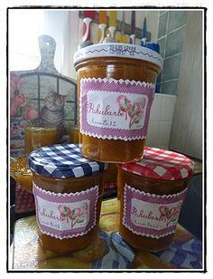 Confiture rhubarbe et abricots au Thermomix - BLOG LA GUILLAUMETTE -