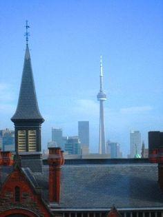 Window View facing South Yorkville Toronto, Window View, Jet Plane, Cn Tower, Ontario, Trip Advisor, Canada, Windows, Spaces