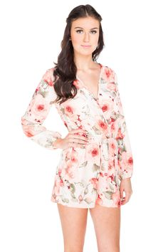 This floral romper from #Eclipse is perfect for Spring!