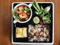 thai food box