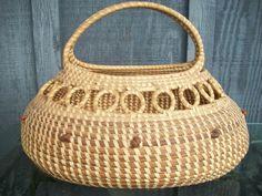 I do like sweetgrass baskets!