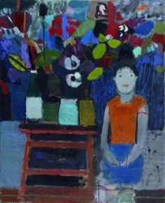 Dziewczynka Art Eras, Art Deco Era, Sculptures, Painters, Poland, Sculpture, Art, Stone, Women