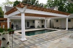 Pool cover!!! Bebe'!!! Lovely covered backyard pool!!!