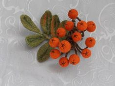 Image result for diy felt leaves with faces