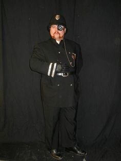 Inspector Kemp- Young Frankenstein The Musical.   For rental information - contact Salina Community Theatre or email NipperAnne@gmail.com