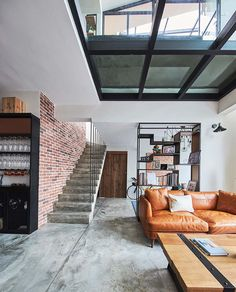 House Tour: A Balestier penthouse designed with authentic industrial-style elements. An overhaul can be more beneficial than buying a new flat altogether.