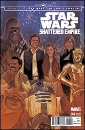 First Look: Journey to Star Wars: The Force Awakens - Shattered Empire #1
