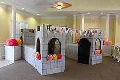 Boxed Castle Party