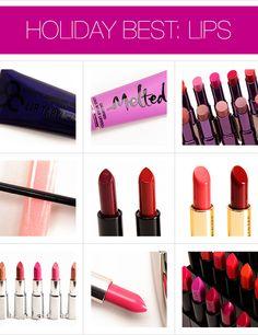 #Lipstick #HolidayLi