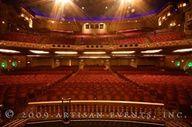 Coronado Theater in Rockford, Illinois.