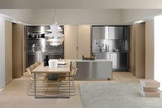 Invisible kitchen