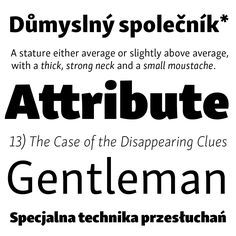 Skolar Sans is the hugely impressive — and huge, at seventy-two fonts — new companion to Rosetta's Skolar. It's also an object lesson in how to design a companion to a s...