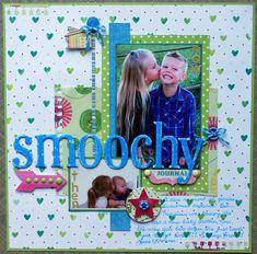 """""""Smoochy"""" Now & Then - Scrapbook.com"""