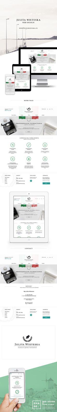 Julita Wieteska Web Design