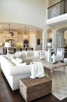 13 diverse family room designs from the drury design Dark Wood Kitchen Cabinets and Wood Flooring Dark Kitchen Cabinets with Lighter Wood Floors