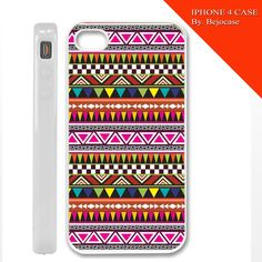 aztec pink love on iphone 4, iphone 5