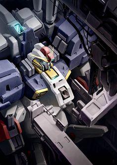 ex-s gundam - Mobile Suit Gundam