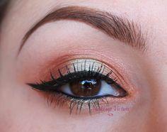 """Eyeshadow """"Zoe - Lazy Days - Rust"""" Nabla Cosmetics"""