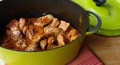 Recette - Sauté de veau au paprika - Proposée par 750 grammes