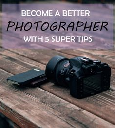 5 Tips to become a better photographer that can be applied to canon, nikon and just about any other camera. Get bet better followers on Instagram and up the quality of your blog.