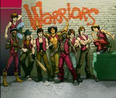 The Warriors Art