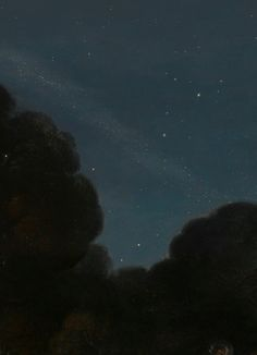 Adam Elsheimer, The Flight Into Egypt (Detail), 1609