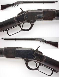 Classic Winchester Rifle