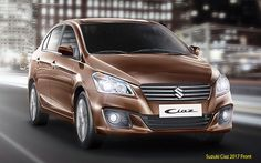 Suzuki Ciaz 2017 Price, Specs & features - fairwheels.com