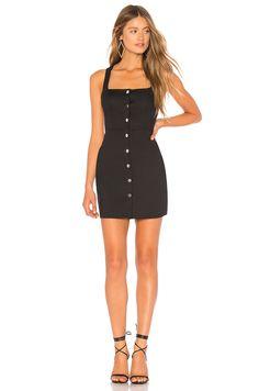 09c0ad46667  REVOLVE Denim Button Up Mini Dress Women s Fashion Dresses