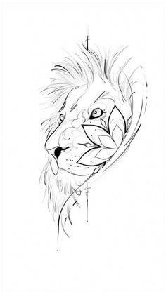 Leo Tattoos, Forearm Tattoos, Animal Tattoos, Cute Tattoos, Body Art Tattoos, Small Tattoos, Mini Tattoos, Tattoos For Guys, Easy Tattoos To Draw