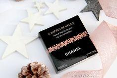 Лимитированные румяна Chanel Lumieres de Kyoto blush harmony