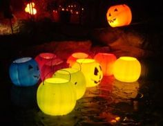 Need some Halloween lighting ideas but don't want to break the bank? We have 13 spooky, creepy and fun projects to try!